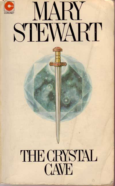 the life of merlin in the crystal cave by mary stewart